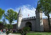 Topkapi Palace, Istanbul Turkey — Stock Photo