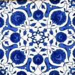 Ceramic Turkish Tiles — Stock Photo #49549711