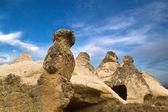 Cave monastery — Stockfoto