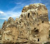 Cave monastery — Stock Photo