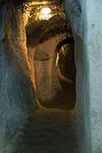Cappadocia in Central Anatolia, Turkey — Stock Photo