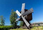 Old mill wooden — Stock Photo