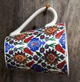 Mug ceramic — Stock Photo