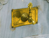 Old Water Tap, Istanbul, Turkey — Stock Photo