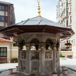 Islamic washstand with Koran, Istanbul, Turkey — Stock Photo #49639671