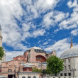 Hagia Sophia in Istanbul, Turkey. — Stock Photo #49683485