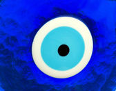 Evil eye - Turkish amulet — Stock Photo