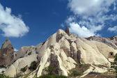山の風景、カッパドキア、ギョレメ, トルコ — ストック写真