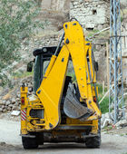 Excavator Construction — Stock Photo