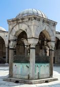 Fountain in Istanbul — Stock Photo