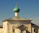 Saint John of Damascus Church Alexander Svirsky Monastery — Stock Photo