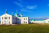 The Alexander Svirsky Monastery — Stock Photo