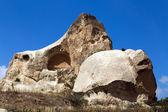 Paysage de montagne, goreme, cappadoce, turquie — Photo