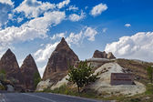Goreme Cappadocia Turkey — Stock Photo