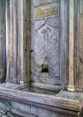 Antique Islamic washstand, Turkey — Stock Photo