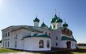 スヴィリ修道院の変容聖アレクサンドル教会 — ストック写真