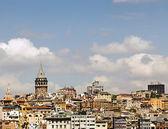 Istanbul Galata Tower, Turkey.  — Stock Photo