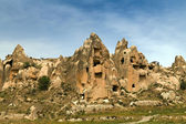 Landscape Cappadocia, Turkey  — Stock Photo