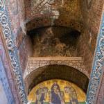 Religion Byzantine mosaic — Stock Photo #51073777