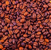 Natural coffee beans — Stock Photo