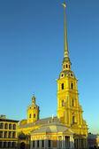 Saint Petersburg Church Peter and Paul — Stock Photo