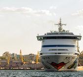 Cruise liner AIDA — Stock Photo