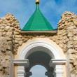 Arch of the Church of St. Nicolas — Stock Photo #1354203