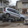 Hurricane Sandy. The Aftermath in New York — ストック写真