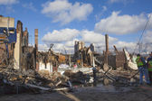 Hurricane Sandy. The Aftermath in New York — Стоковое фото