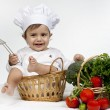 Stock Photo: Little Chef