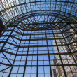 Stock Photo: World Financial Center Winter Garden Atrium - Manhattan, New Yor