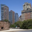 Battery Park City - Stock Photo