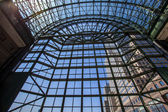 World Financial Center Winter Garden Atrium - Manhattan, New Yor — Стоковое фото