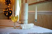 Wedding story — Stock Photo