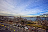 View of the Hudson River. Brooklyn — Stock Photo