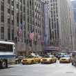 NEW YORK CITY - Dec 5: 6 av- famous tourist attraction featured — Stock fotografie