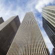 Manhattan. Business Towers. - Stock Photo