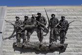 Memorial de la guerra de corea en atlantic city, nueva jersey — Foto de Stock