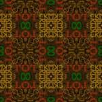 Art eastern ornamental traditional pattern — Stock Photo #16762895