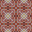 Stock Photo: Art eastern ornamental traditional pattern
