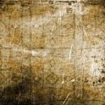 Art vintage grunge background with damask patterns — Stock Photo #16763891