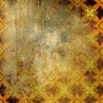 Art vintage grunge background with damask patterns — Stock Photo #16764113