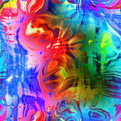 Art abstract bright pattern background — Photo