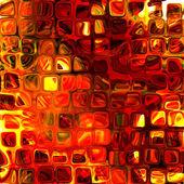 Konst abstrakt rainbow geometriska mönster bakgrund — Stockfoto