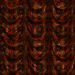 Royalty-Free Stock Photo: Art vintage damask seamless pattern background