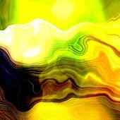 Fondo de arte abstracto del arco iris — Foto de Stock