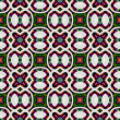 Art eastern ornamental traditional pattern — Stock Photo #16792067
