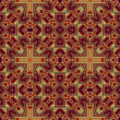 Art eastern ornamental traditional pattern — Stock Photo #16792469