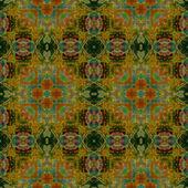 Patrón tradicional ornamentales del arte — Foto de Stock
