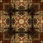 Art eastern ornamental traditional pattern — Stock Photo #16806677